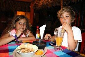 """Restaurant """"la sirena"""" San Blas"""